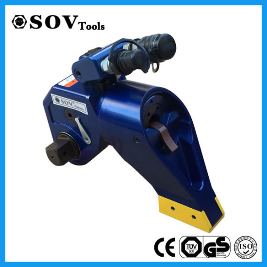 Square Drive Hydraulic Torque Wrench Made in Al-Ti Alloy pictures & photos