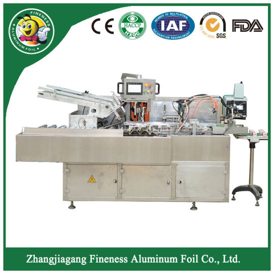 New and High Quality Unique Aluminum Foil Boxing Machine pictures & photos
