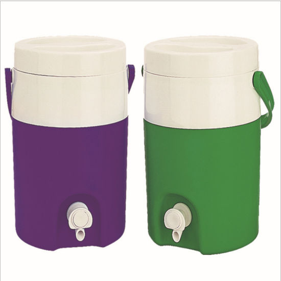 3L Outdoor Healthy Double Wall Insulated Plastic Ice Bucket with Tap pictures & photos