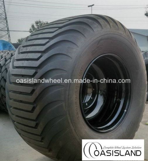 Flotation Implement Wheel Rims (28.00X30.5) for Harvesters, Foresters, Tractors, Trailers