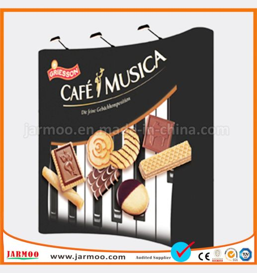 Promotional Easy Installation Aluminum Backdrop Stand