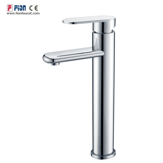 China Hot Sale High Quality Brass Single-Lever Bathroom Wash Basin ...