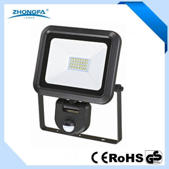 IP54 Outdoor Flood Light Fixtures10W-100W Slim LED Flood Light