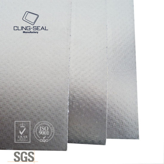 Reinforced Graphite Composite Gasket Sheet Used for Graphite Gasket