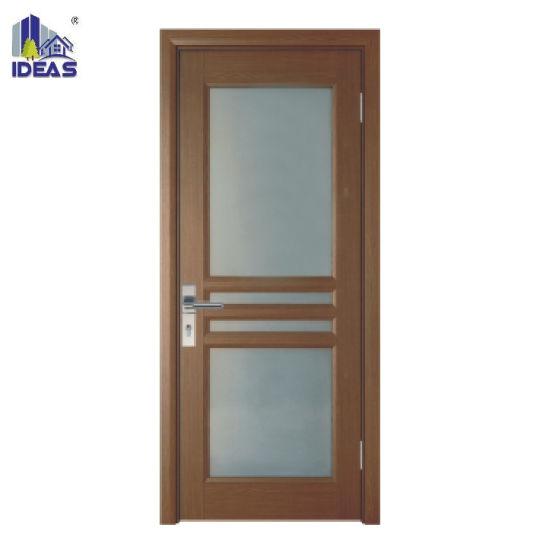 China Glass Design Interior Wooden Pvc Toilet Bathroom Door Price China Melamine Door Melamine Mdf Door