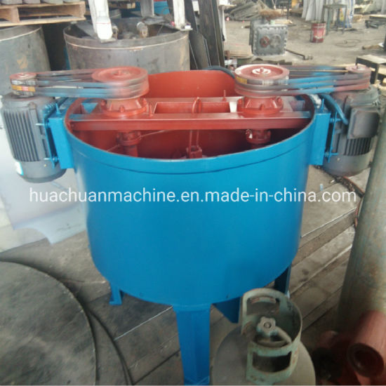 S1416 Double Rotor Sand Mixer