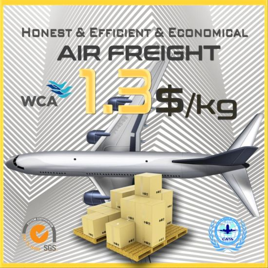 Air Cargo Shipping Service From China to Estonia