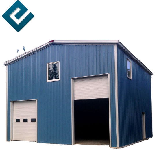 Low Cost Steel Structure Prefabricated, Prefabricated Garage Panels