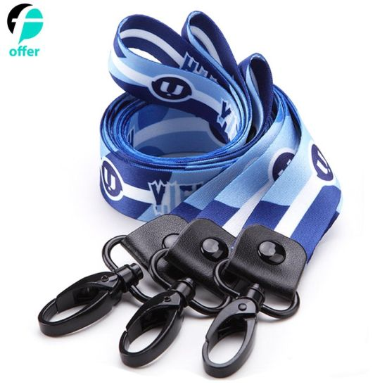Custom Full Color Dye Sublimation Lanyards pictures & photos