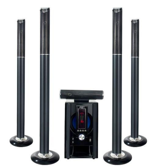 Home Theater 5.1 Channel Speaker Box Multimedia Active Bluetooth Speaker Manufacturer & Factory Jr-1600