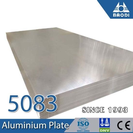 Aluminium Alloy Coil 5083 for Body Car LNG Storage Tank pictures & photos