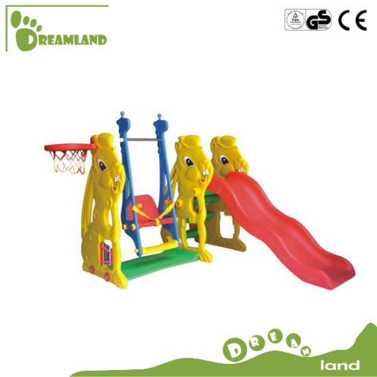Factory Price Good Quality Outdoor Plastic Pool Slide for Kids pictures & photos