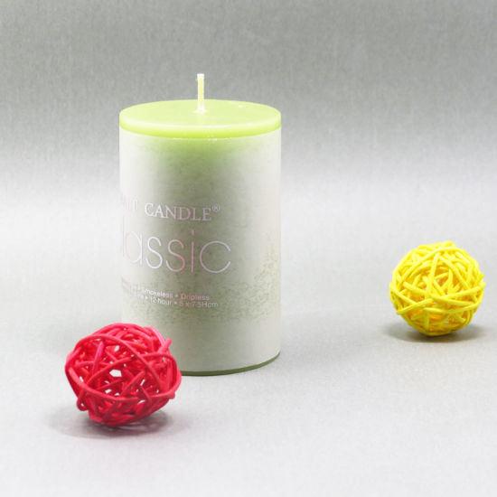 Wholesale 3X5 Cheap Decorative Pillar Candles