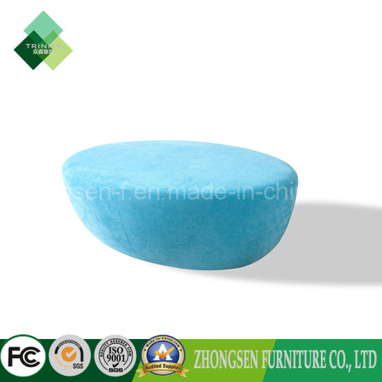 China Living Room Furniture Oval Ottoman Blue Ottoman Poufs For Sale Delectable Poufs On Sale