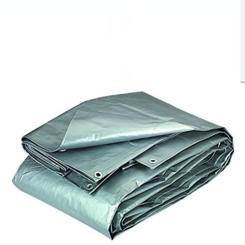 PE Tarpaulin Factory Made PE PP Tarpaulin&HDPE Plastic Roll Sheet Ddx-007