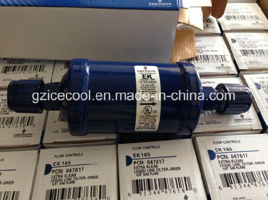 Refrigeration Air Conditioner Parts Emerson 5/8 SAE Filter Drier Ek-165 pictures & photos