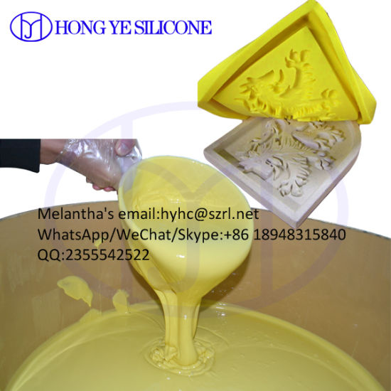 Tin-Cure Silicone Rubbers for Mold Casting Gypsum Molding