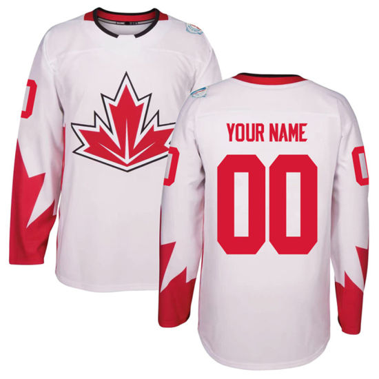 competitive price c0c45 e3749 Custom Blank Chicago Blackhawks Jonathan Toews Ice Hockey Jersey