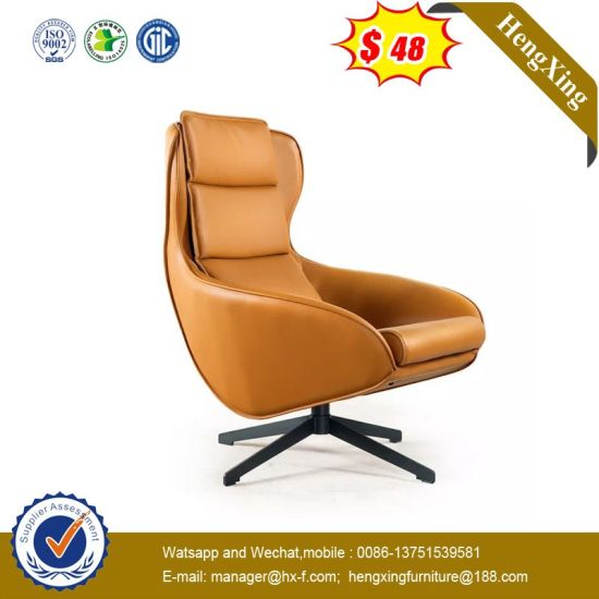 China Wholesale Elegant Design Wooden Living Room Furniture Fabric Leather Sofa Hotel Leisure Dining Office Chair