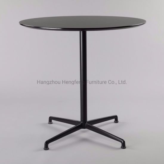 553e85f44f58 China Quality Wood Coffee Round Dining Table - China Dining Table ...