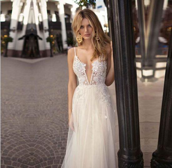 Luxury Summer Diamond Sequins Fantasy Lady Dress European Wedding Dress