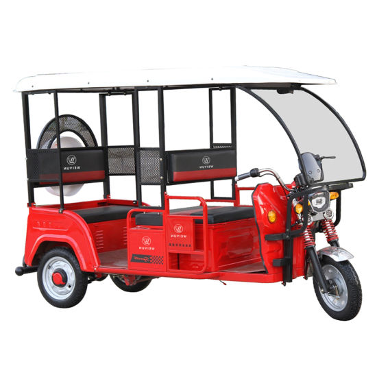 500kg Loading Capacity Electric 60V1000W Tricycle Loader Rickshaw pictures & photos