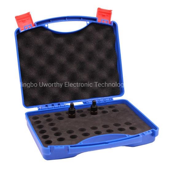 China Manufacturer Cheap Storage Simple Hard Polypropylene Injection Mold Plastic Case