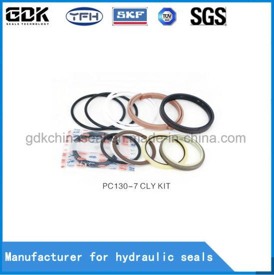 Komatsu PC130-7 High Quality Excavator Hydraulic Cylinder Seal Kit
