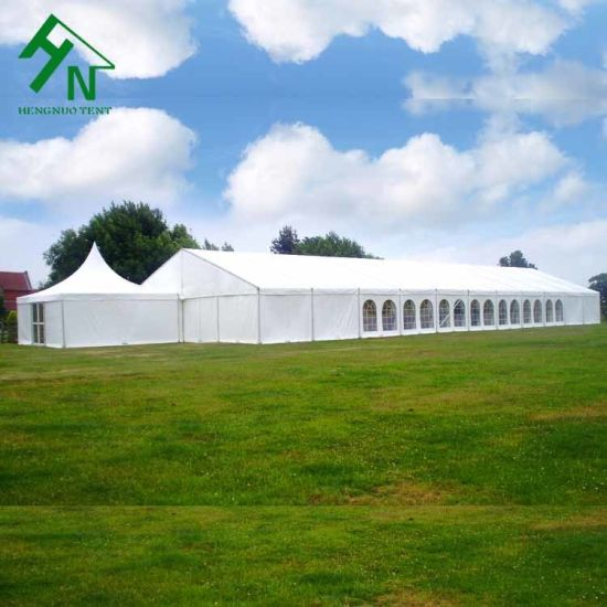 Aluminum Frame 500 People Wedding Party Marquee Tent
