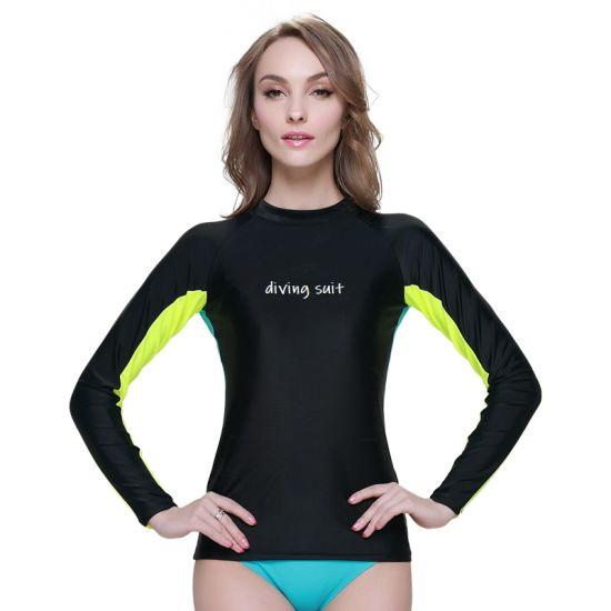 Lycra UV50+ Diving Suit Swimwear Surfing Suit for Beachwear Diving for Girl