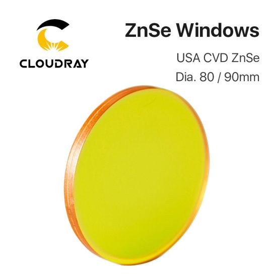 Cloudray Znse Lens for Fiber Laser Machine pictures & photos