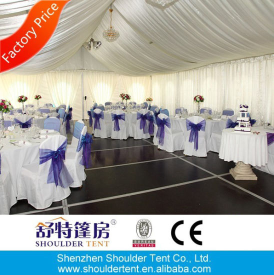 China 15X30 Waterproof PVC Party Event Tent Aluminum Structure Frame ...