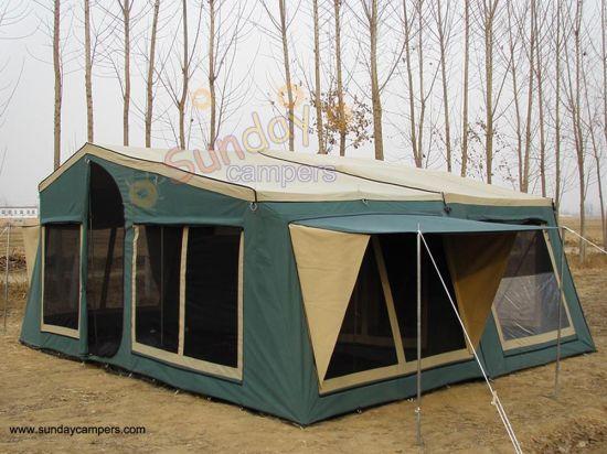 Camper Trailer Tent (12ft campers SC04)