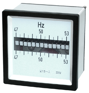 72 Frequency Meter (Reeds Type)