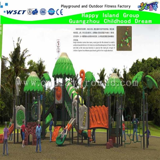 Cheap New Desing Playground Slide on Stock (M15-0008) pictures & photos