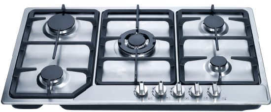 Hot Sell 5 Burner Gas Hob Built in Gas Cooktops pictures & photos