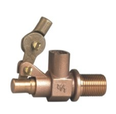 Bronze Flush Valve Floate Valve