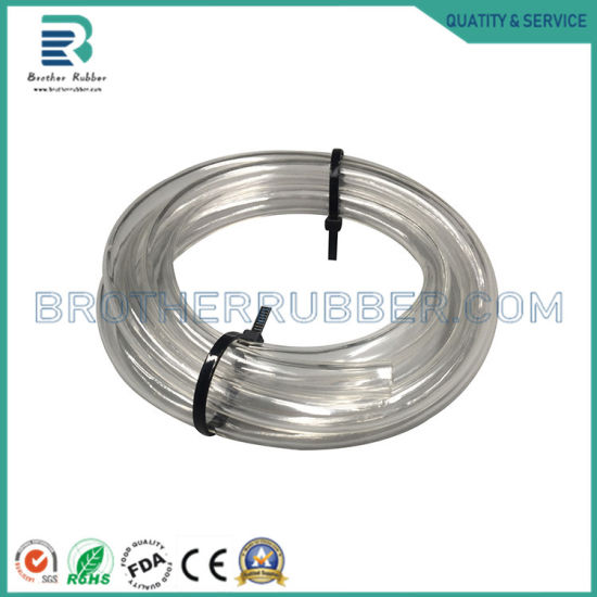 High Temperature Food Grade Silicone Tube Hose for Water Dispenser/Bean Juice Maker /Coffee Machine