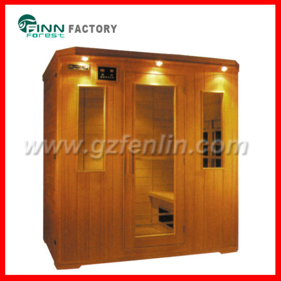 Wood Steam Sauna Infrared Sauna Room