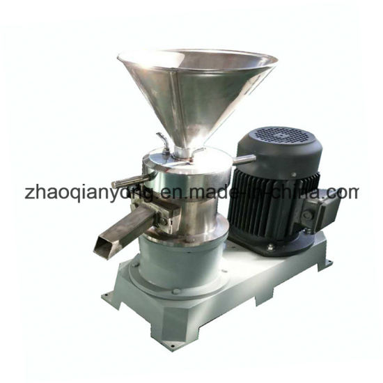 High Quality Stainless Steel Sesame Peanut Butter Making Machine pictures & photos