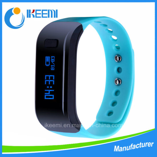 Bluetooth Smart Wearable Watch Bracelet pictures & photos