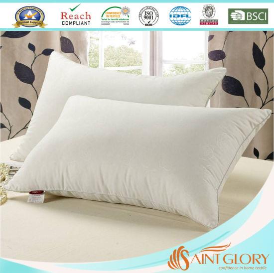 Gel Fiber Hotel Polyester Synthetic Micro Fibre Pillow Cushion Inner