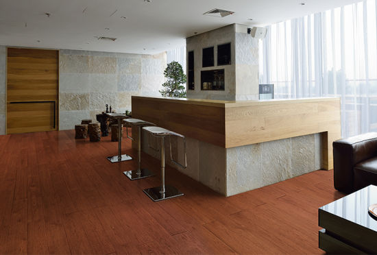 Hickory Multi Layer Engineered Wood Flooring-Ap