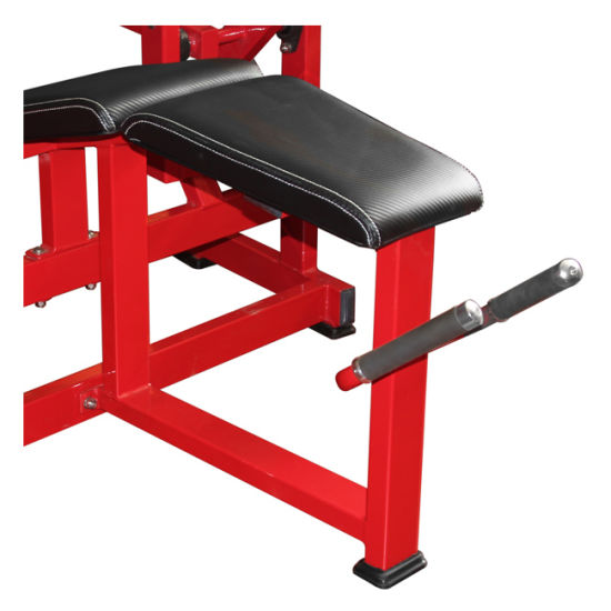 Fitness Equipment/ Gym Equipment for ISO-Lateral Leg Curl (HS-1021) pictures & photos