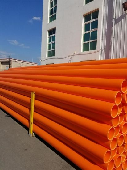 Mpp Electrical Cable Protection Pipe Dn90-355