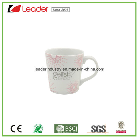 Ceramic Black Standard Coffee Mug on Promotion pictures & photos