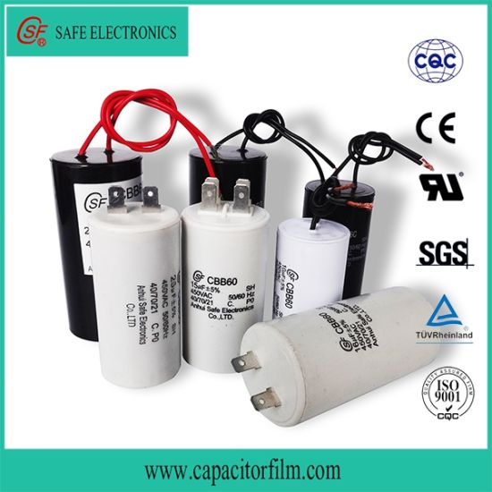 Film Capacitor Cbb60 for Water Pump