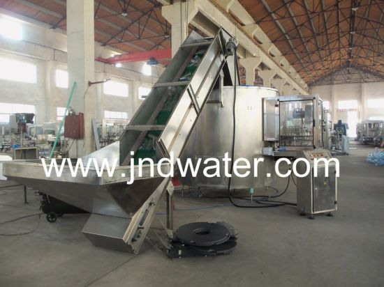 Automatic Pet Bottle Sorting Machine for Bottle Water Line pictures & photos