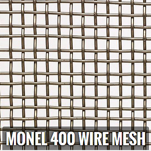 2017 China Manufacturer Supplier of Monel Wire Mesh Cloth (MWC)