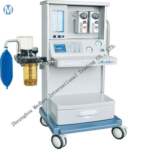 ICU Apllied Ce Marked Anesthesia Machine
